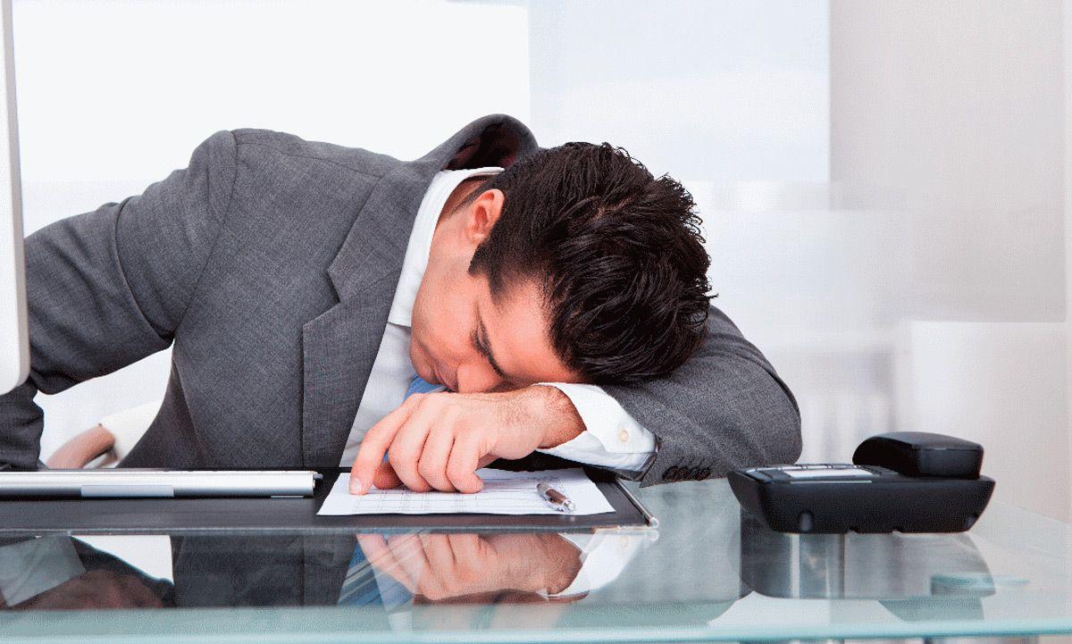 Como dormir mal afeta sua produtividade no trabalho? (Foto: internet)