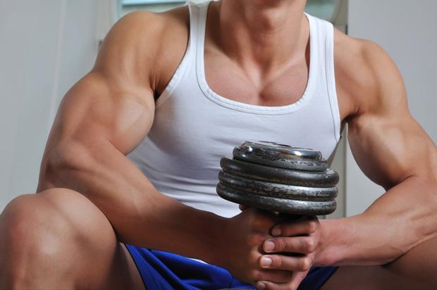 Exercícios em casa para ganhar massa muscular (Foto: internet)