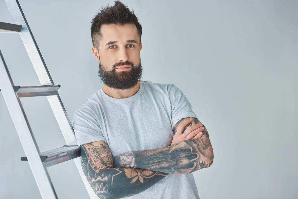 Como fazer a barba crescer rapidamente? (Foto: Depositphotos_220421066_s-2019)
